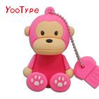 PVC猴子u盘H3617