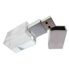 水晶LED u盘H3604