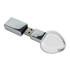 水晶LED u盘H3606