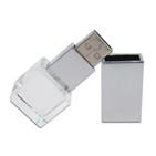 水晶LED u盘H3608