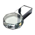 水晶LED u盘H3607