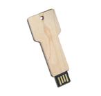 木质钥匙扣U盘H3114