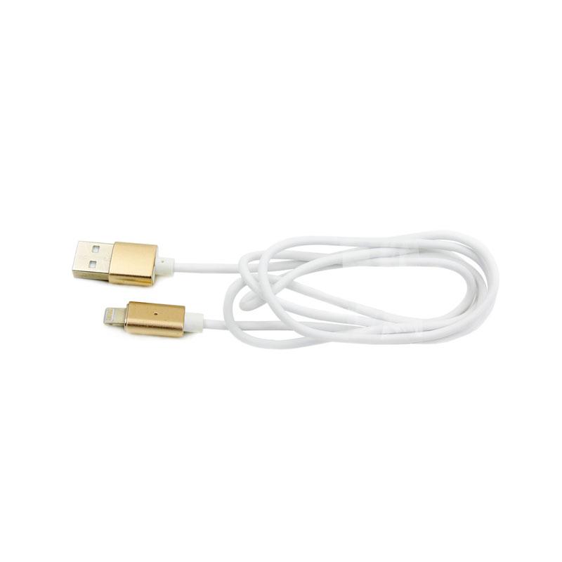 磁吸数据线 苹果超强磁性充电线 吸附ios9通用 磁铁高端2A
